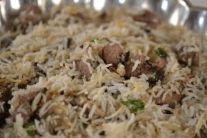 Lamb Pilao Rice